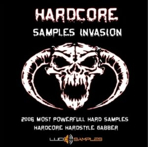 hardcore sample packs
